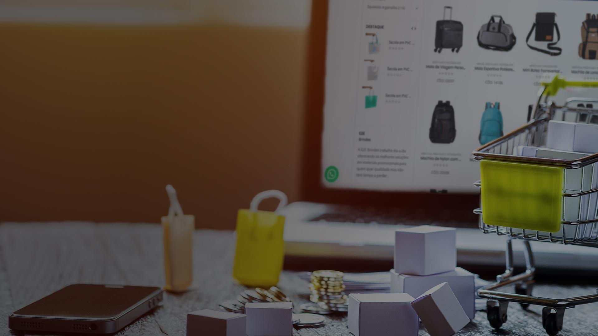 E-commerce, Site de Vendas